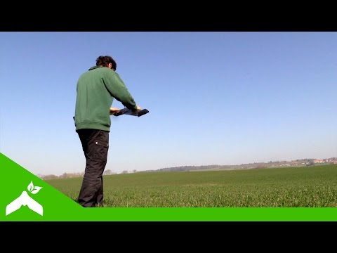 eBee Ag, the drone for precision agriculture