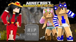 Minecraft Royal Family : RAMONA KILLS OUR BABY BROTHER?! w/Little Kelly & Little Carly