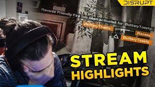 Yeti's INSANE 3k! | R6 Stream Highlights