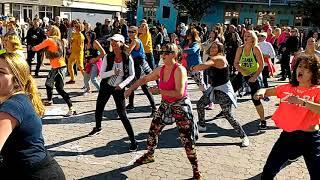 Zumba Fitness майстер-клас. Ужгород. 01.10.17(#2)