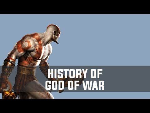 History Of God Of War (2005-2014) video