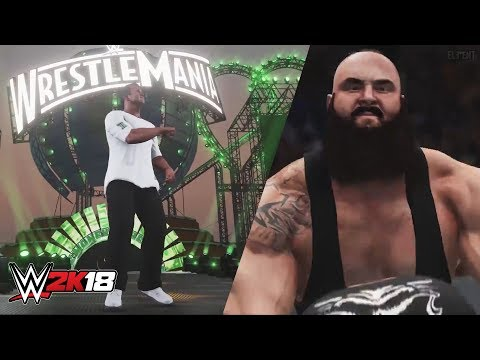 WWE 2K18 Official Trailer 2 - New OMG Moments, Backstage & Arenas (Remix)