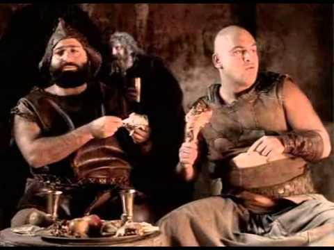 Jasao & Os Argonautas em Busca do Velo de Ouro. 2000 FILME COMPLETO Dublado