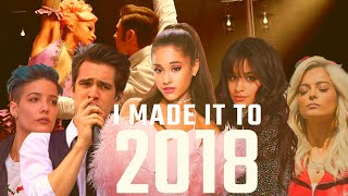 I MADE IT TO 2018 - Year End Megamix  [Top 140+ Songs of 2018] by MI Torcs
