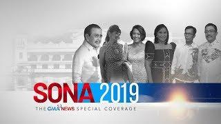 LIVESTREAM: Politicians, guests start arriving for Pres. Duterte's 4th SONA