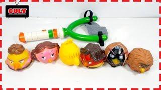 Bộ đồ chơi bắn chim Angry Birds Star War toy for kids những chú chim nỗi giận