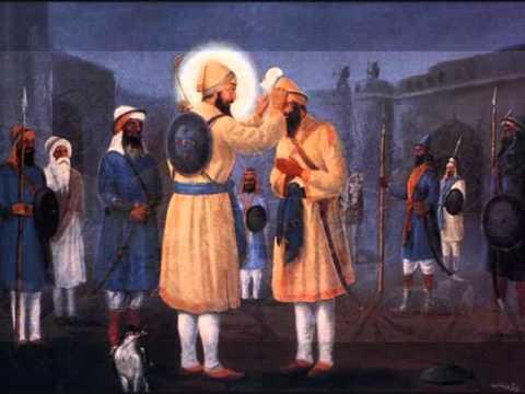 Guru Gobind Singh ji De First Sardar baba Sangat Singh ji