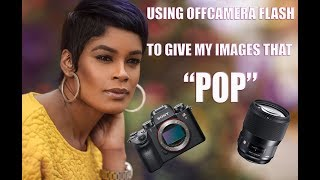 "USING OFF CAMERA FLASH TO GIVE MY IMAGES THAT ""POP"" (SONY A9 + SIGMA 135MM F/1.8)"