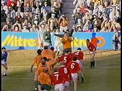 British and Irish Lions vs Australia 1989 - Third Test