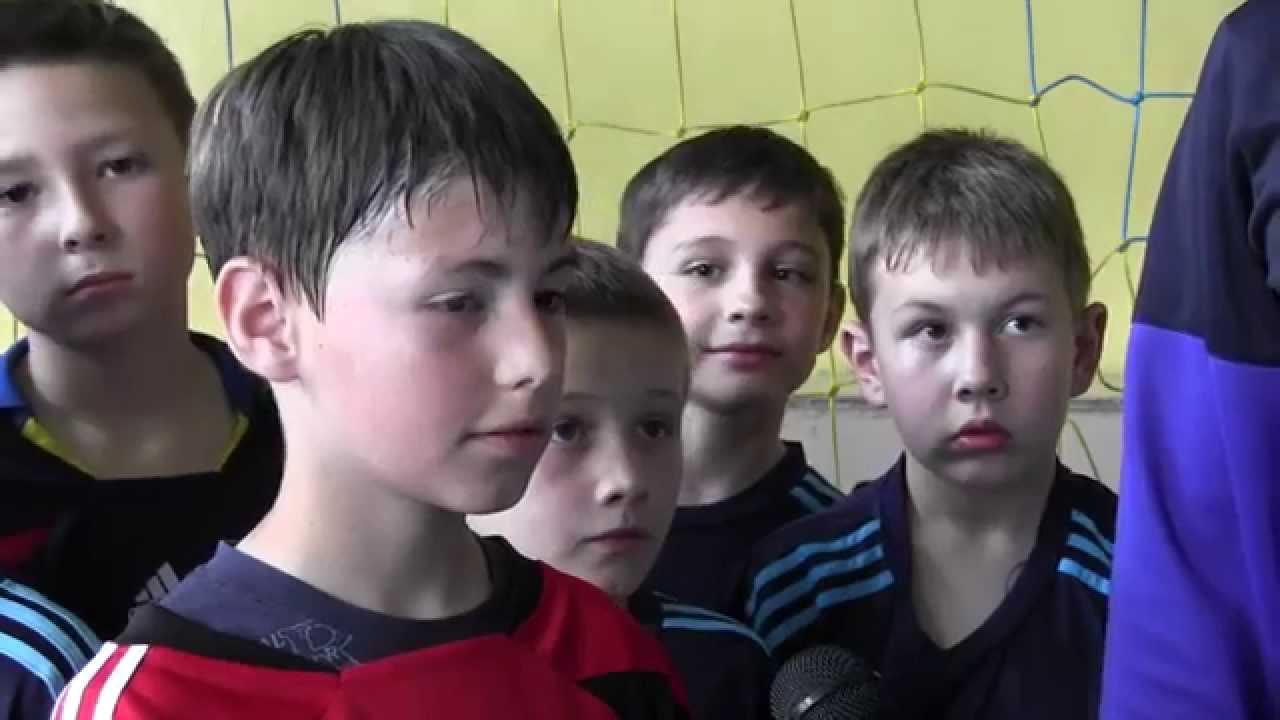 Краща дитяча команда Калуша з футзалу отримала Кубок і 20000 гривень