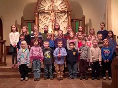 Catholic Schools Week 2013 Song - Most Precious Blood Catholic School