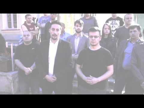 Tuba Siedlec - Kontr protest partii Korwin w Siedlcach 26.07.17