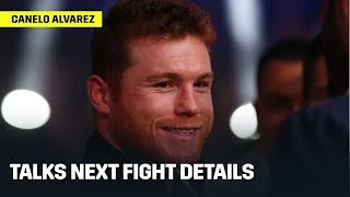 Canelo Says What Countries He Wants To Fight Next In (Or Near Future)