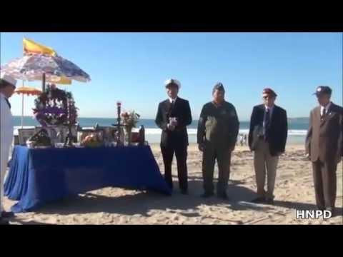 Tưởng Niệm 41 năm Hoàng Sa - Hội Hải Quân &Hàng Hải/ SD