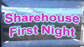 Sharehouse in Japan, My First Night | The Boundless Journey