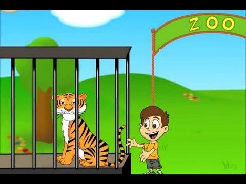 Eeny Meeny Miney Mo - Nursery Rhyme - Kids Animation