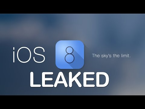 IOS 8 RELEASED APPLE IPHONE UPDATE OPERATING SYSTEM 8