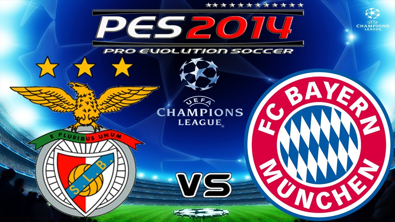 Image Result For Benfica Vs Bayern