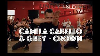 Download Lagu Camila Cabello & Grey - Crown | Hamilton Evans Choreography Gratis STAFABAND
