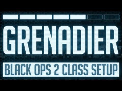 Grenadier : Black Ops 2 Noob Tube Class Setup