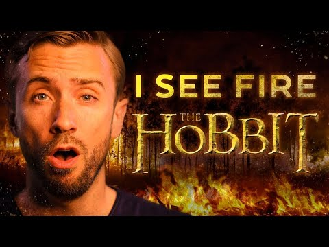 I See Fire - The Hobbit - Ed Sheeran - Peter Hollens