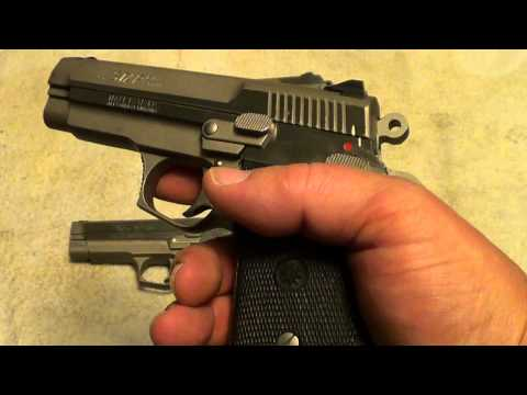 Star Firestar pistols in 9mm, .40S&W, and .45acp