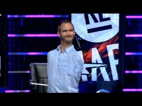 Rock Church - Nick Vujicic - God's Plan For You video