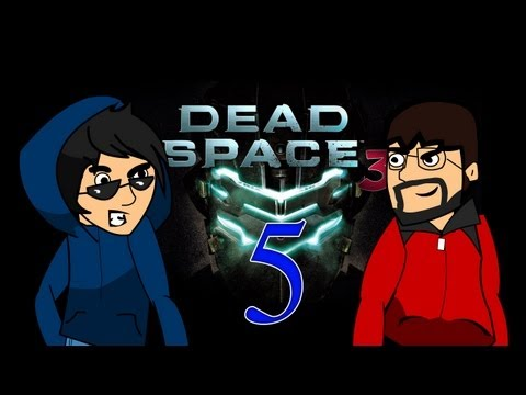 Dead Space 3 (Parte 5) - Co-op con Vardoc (Animado)