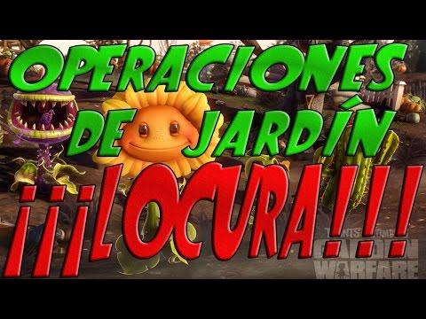 #3 Plantas Vs Zombies GARDEN WARFARE I Operaciones de Jardín I Terreno del Dr.Zombi I ¡LOCURAAAA!