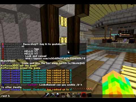 SUPER OP Minecraft Prison Server 1.7.10