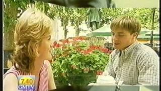 Gary Barlow -  GMTV Interview with Anthea Turner - 1996