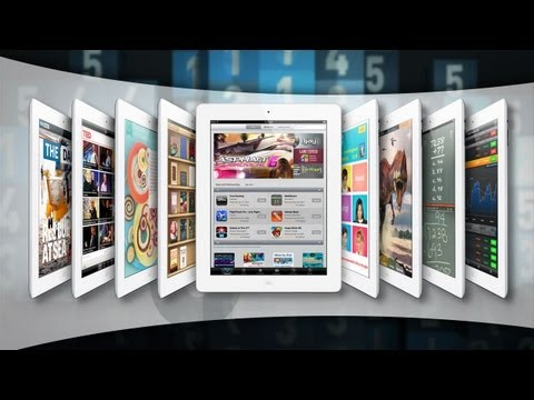 CNET Top 5 - Free iPad apps