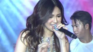 Julie Ann San Jose This is What We Came For / Into You Medley