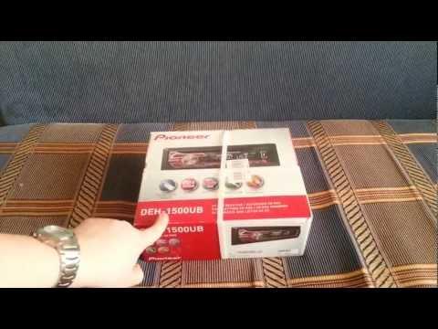 Видеообзор Автомагнитолы