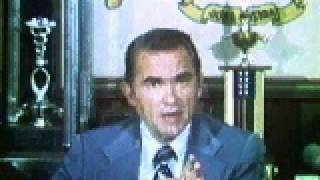 George Wallace of Alabama Describing the Role of the Governor-1976