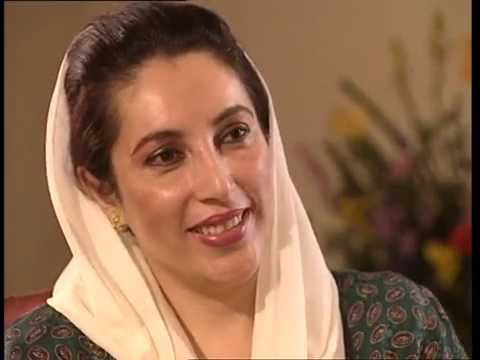 Stina Dabrowski meets Benazir Bhutto (1995)
