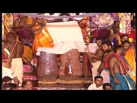 Puri Ratha Jatra: Adharpana Ritual
