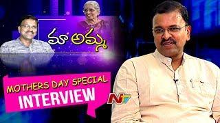 CBI EX JD V. V. Lakshminarayana Exclusive Interview || Mother's Day Special || NTV