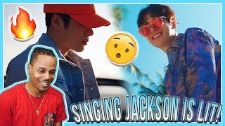 Jackson Wang - Dawn of us [MV] Reaction! His Singing Voice Is Lit!