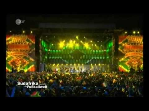 K'naan  Waving  Flag   Live At Fifa World Cup Kick-off Celebration Concert 2010 (hd) video