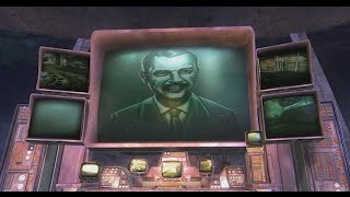Fallout New Vegas Unused Dialogue: Mr. House