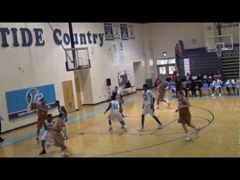 Rise Basketball Academy vs. Savannah Christian Prep School Part 2 - 02/15/2013