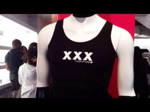 Museum Of Sexxxxxxx video