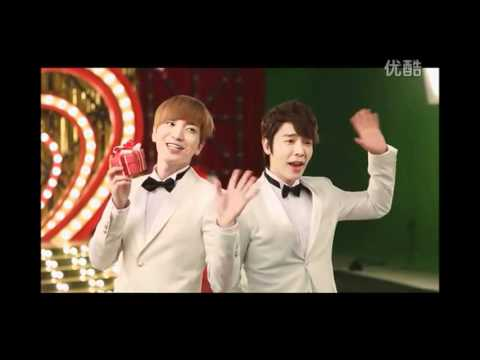 2012 Lotte Duty Free CM - Making Films (Super Junior)
