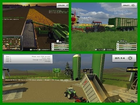 Big Polish Farm Map review  for Farming simulator 2013