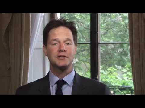 Eid al-Fitr 2014: Nick Clegg's message