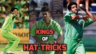 download lagu 3 Sensational Wasim And Waqar Hat-tricks In Odi Cricket gratis