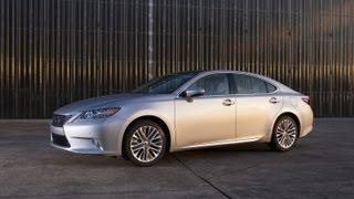2013 Lexus ES 350  Review