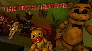 [SFM FNAF] The Great Escape