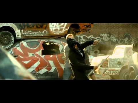13 район: Кирпичные особняки. Русский трейлер 2014  HD